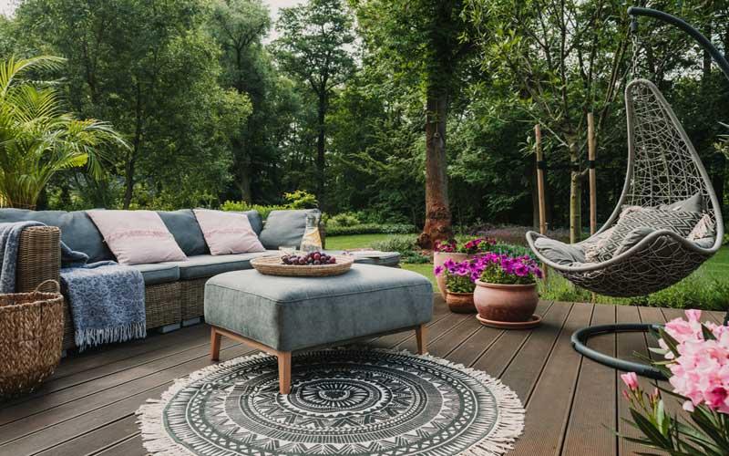 Ab in den Garten - Möbel und Accessoires für deinen Außenbereich