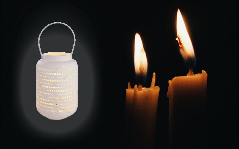 Kerzenständer für eine besondere Atmosphäre | artvendis.de